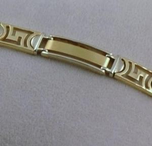 385f7223d Zlatý náramek Ruby - Kvalitní šperky.eu
